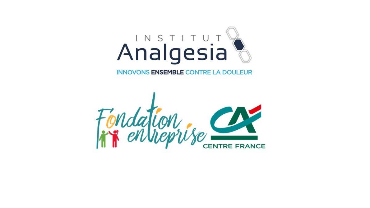 Logo ANALGESIA - CACF