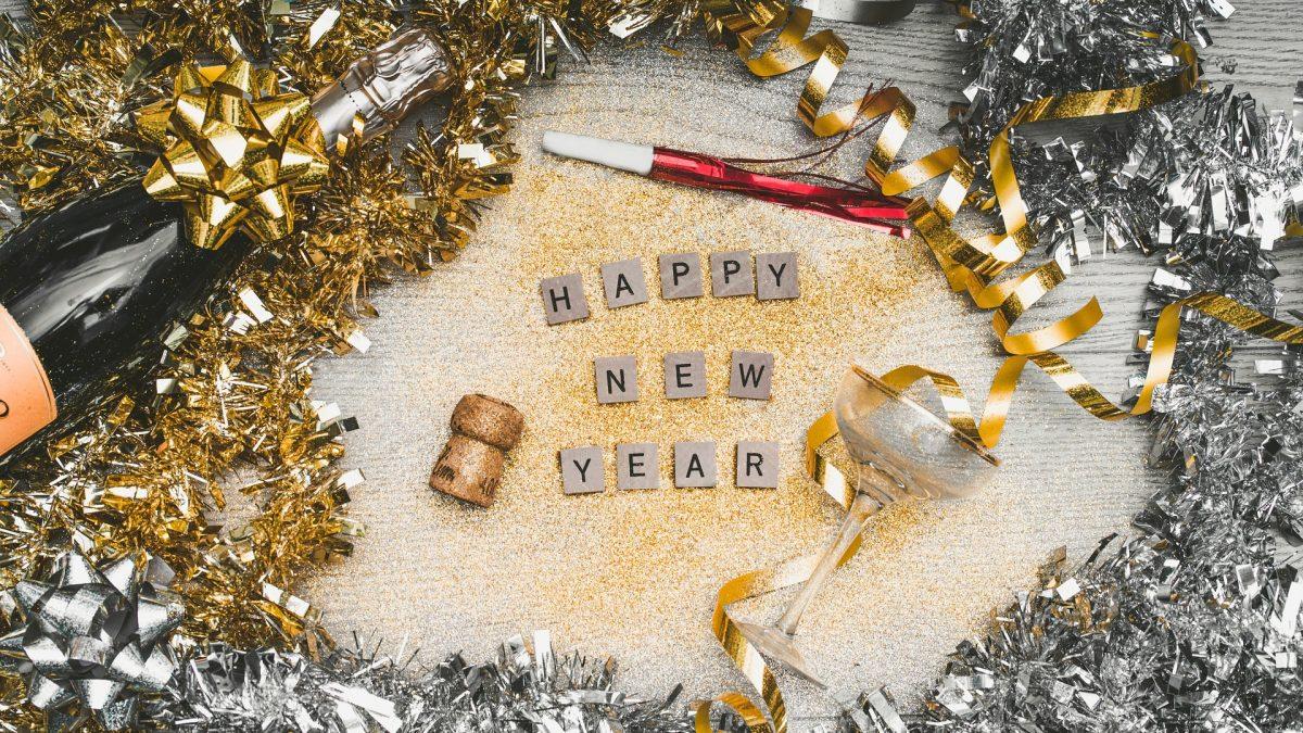 Happy New Year ANALGESIA