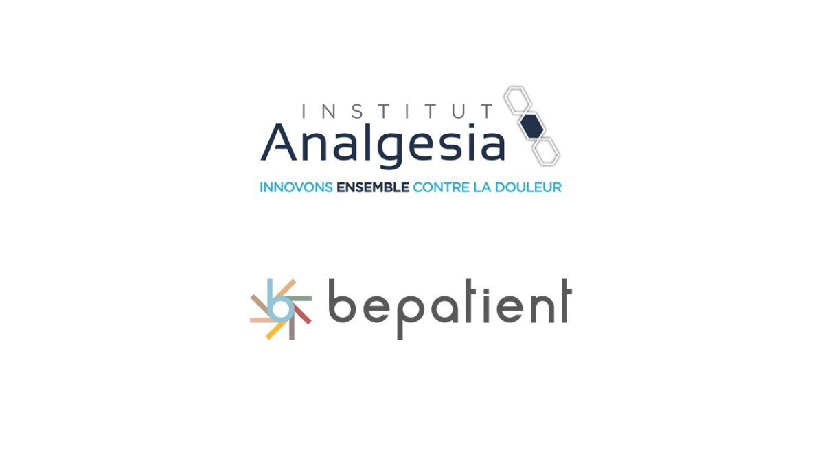 Logo ANALGESIA - bepatient