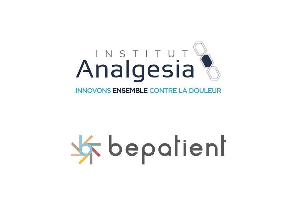 Logo ANALGESIA - bepatient