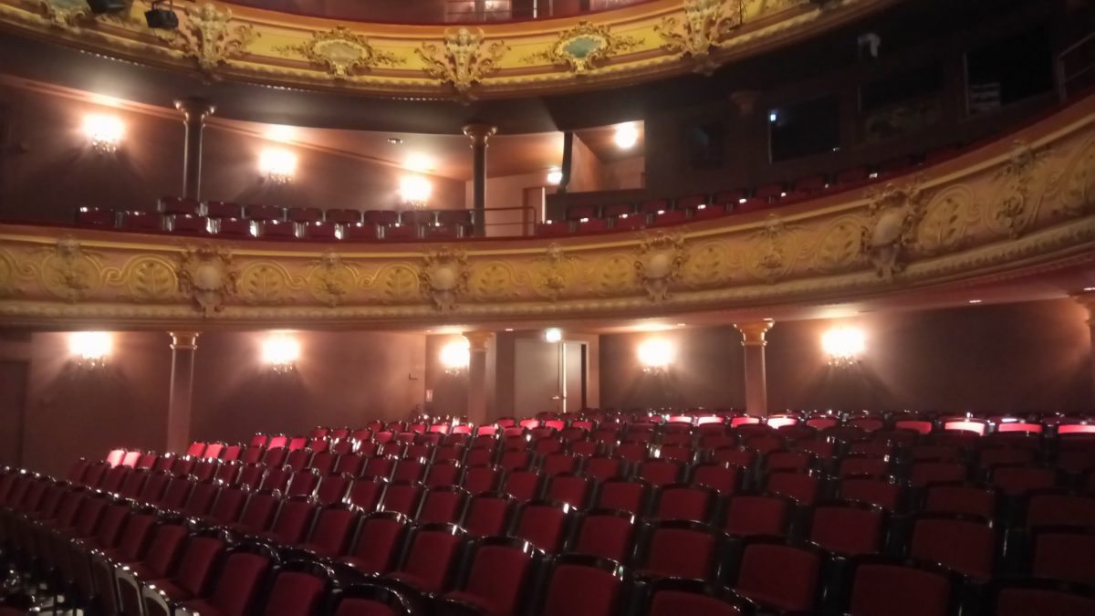 Théâtre Clermont ANALGESIA