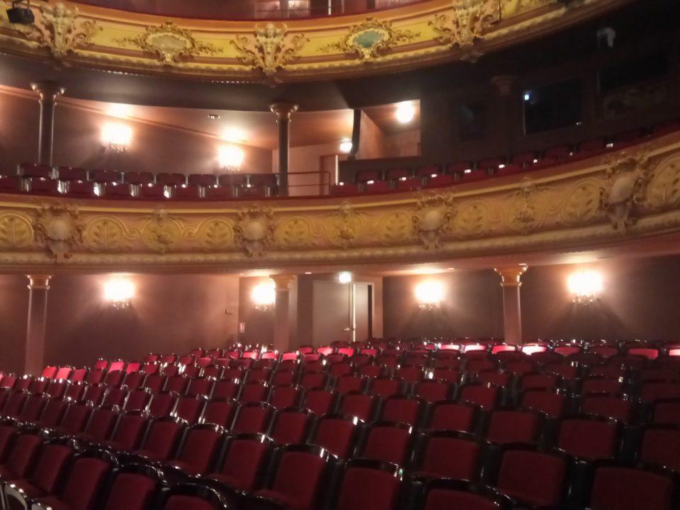 Théâtre Clermont ANALGESIA