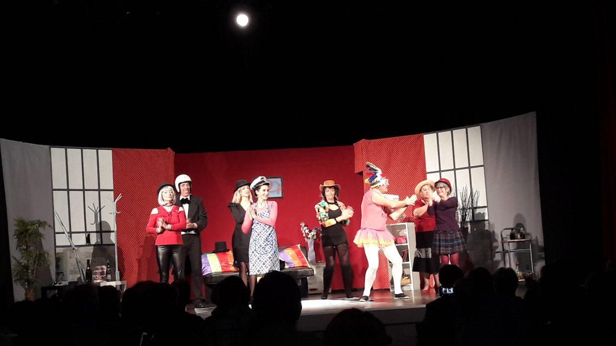 Pièce de théâtre Rotary- ANALGESIA
