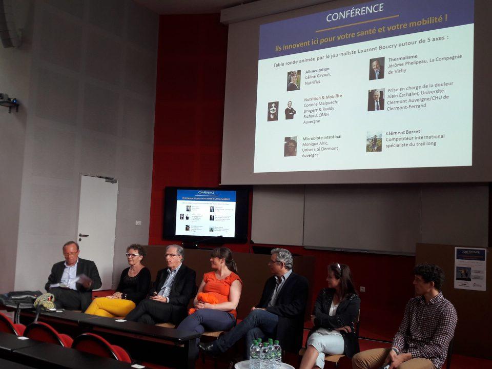 Conférence Santé et Mobilité - ANALGESIA