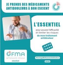 Brochure Bon Usage des Médicaments Antalgiques ANALGESIA