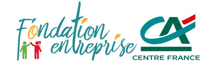 Logo mécène Fondation Crédit Agricole Centre France