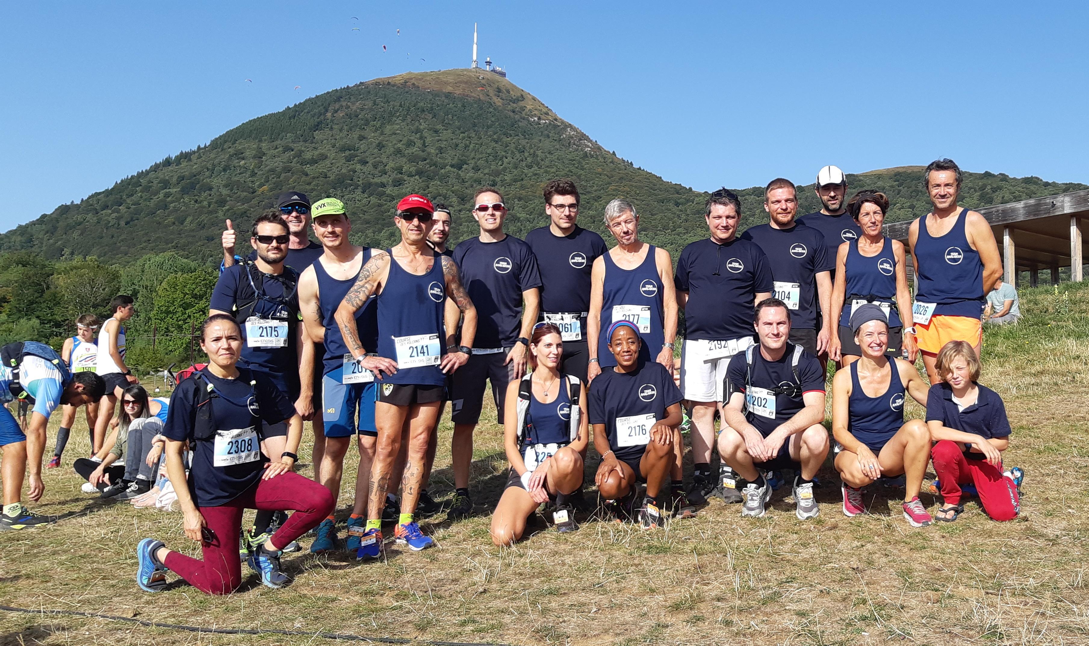 #Team ANALGESIA Course de volcans 40