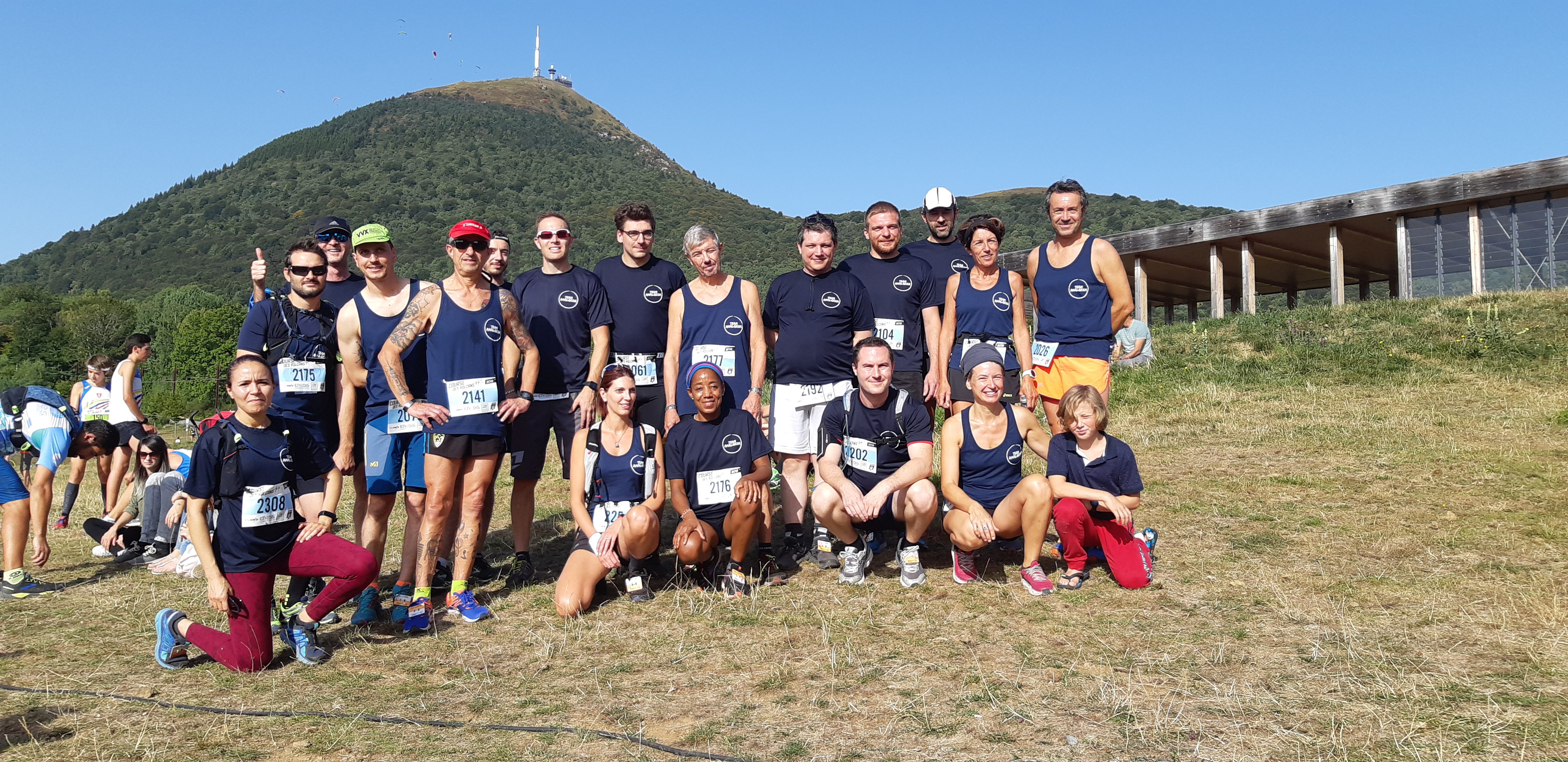 #Team ANALGESIA Course de volcans 7
