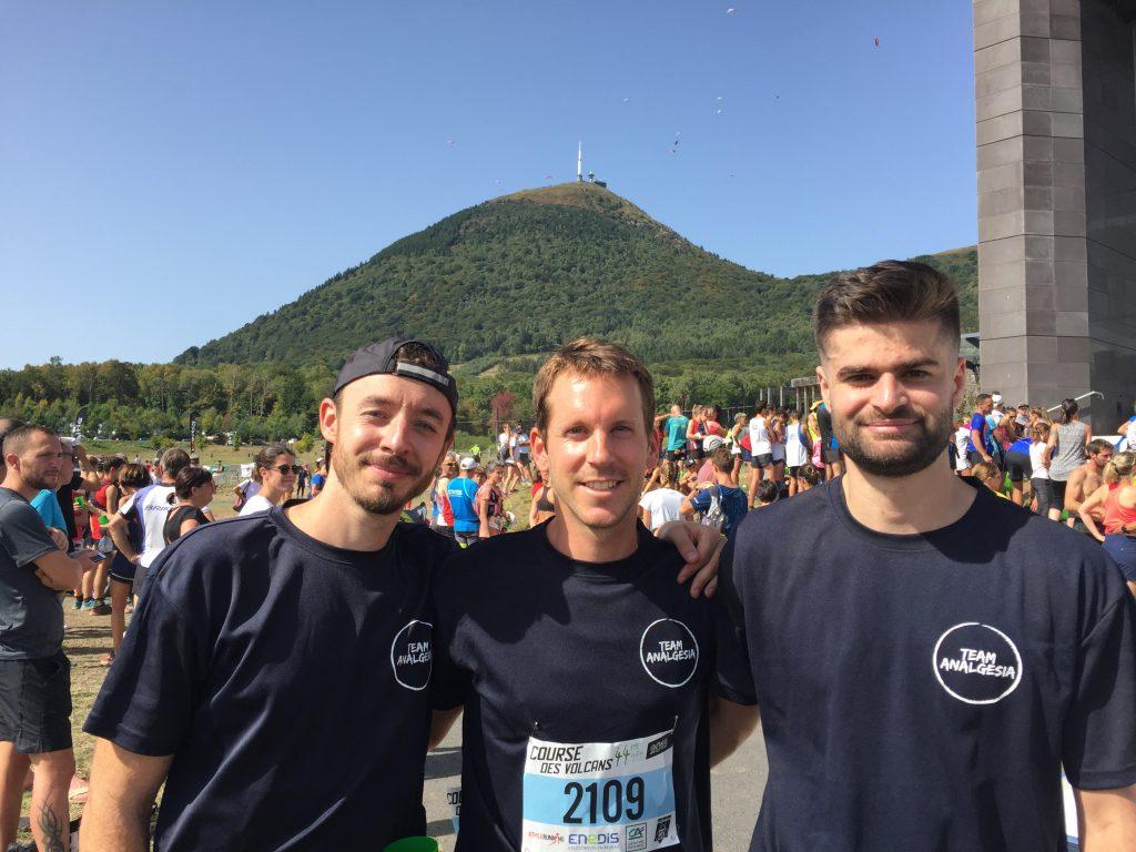 #Team ANALGESIA Course de volcans 5