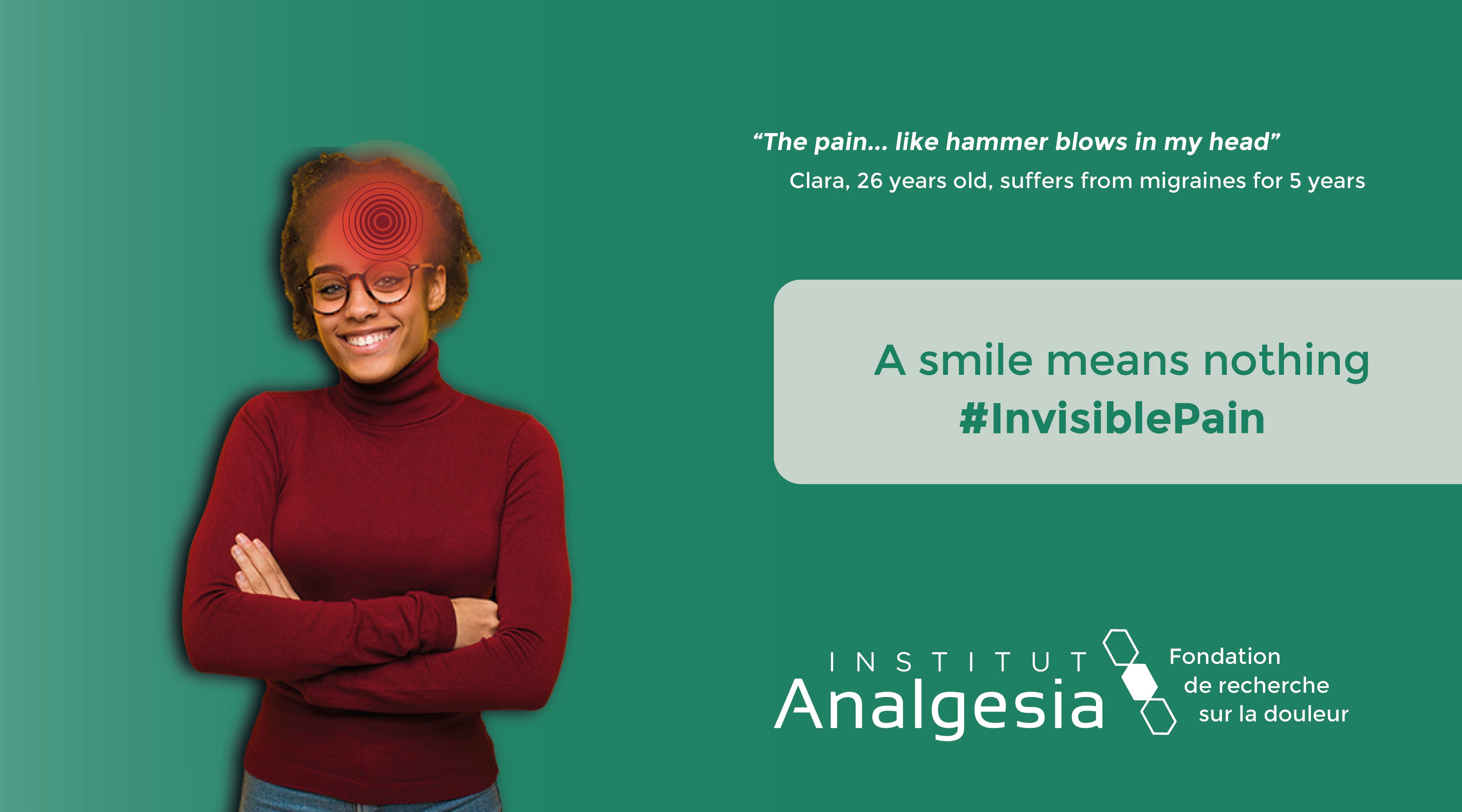 Douleur Invisible Clara EN 2